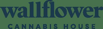 wallflower cannabis house logo