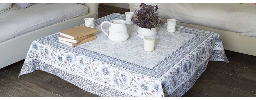 tapis chic pour table basse en format