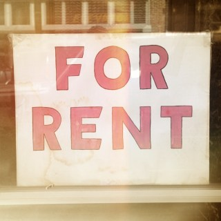 Repayment To Rent Ratio For Rent Sign