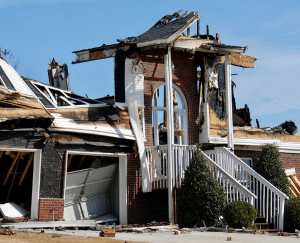 Home and Contents Insurance Renewal - House Destroyed