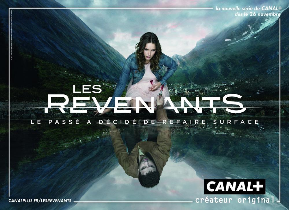 Foto de divulgação de Les Revenants