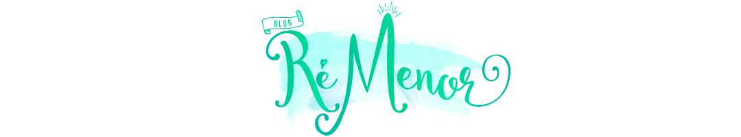 Logo do blog Ré Menor - Quatro anos