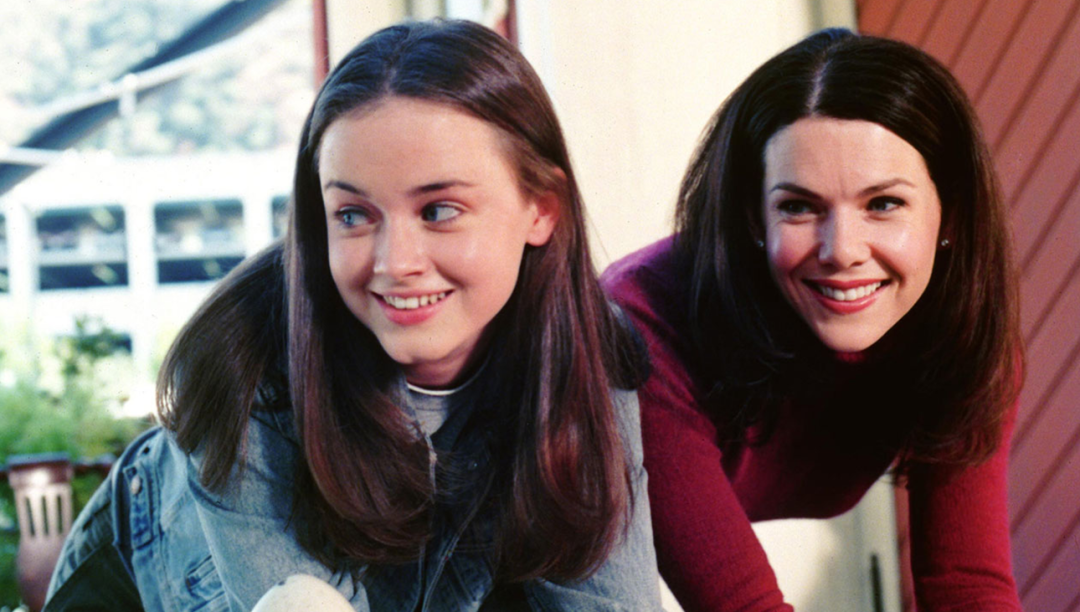 Séries antigas - Gilmore Girls