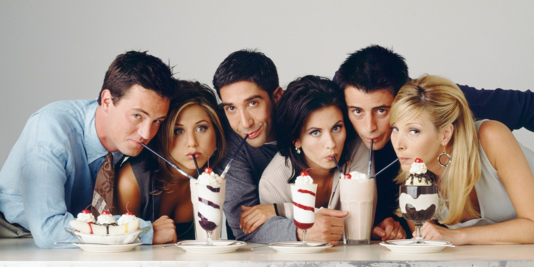 Séries antigas - Friends