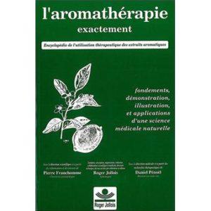 Aromatherapie-exactement