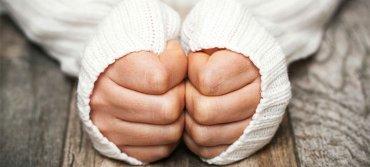 mains-gercées