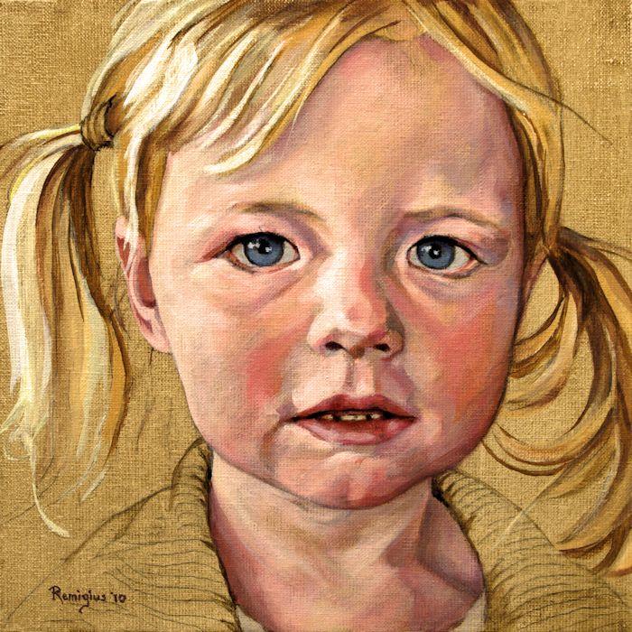 Portretschilderij in opdracht laten maken