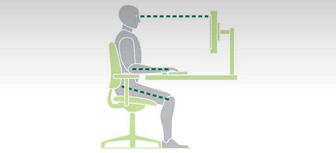 ergonomic chair design guidelines ikea desk chairs workstation