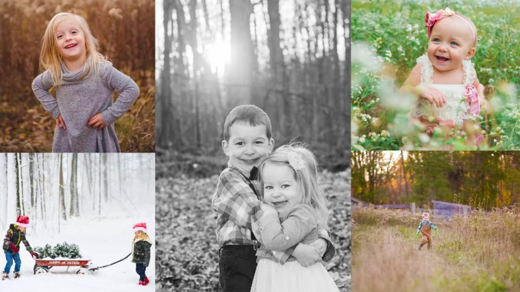 How To Photograph Toddlers, Kids And Siblings