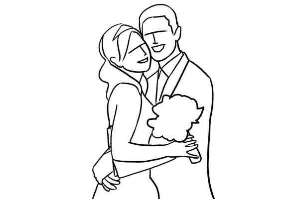 Photographing Bride And Groom [Weddings]: A Beginners' Guide To Poses