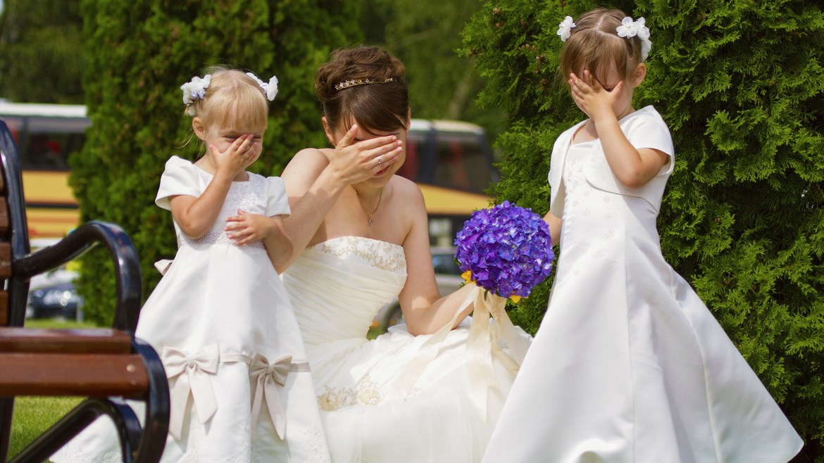 Getting Ready Guide For A Flower Girl