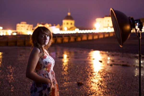 Introduction To Twilight Photography And How To Take Nice Twilight Portraits