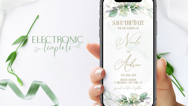 Everything You Need To Know About Sending Electronic Save The Dates