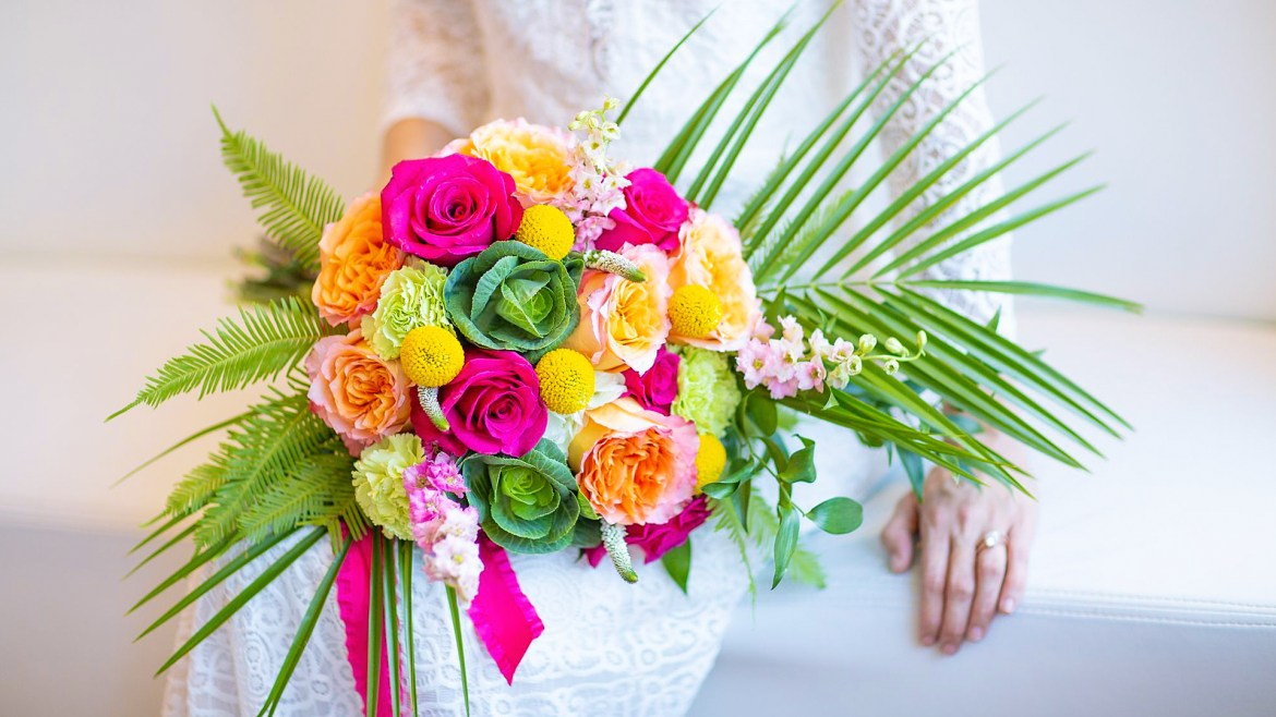 Everything You Need To Know About The Bridal Bouquet