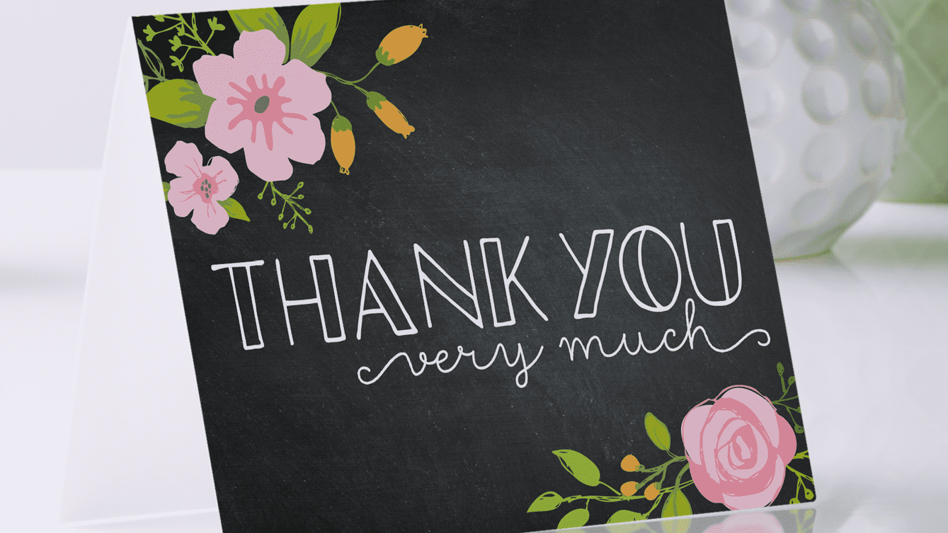 """The New Way To Say """"Thank You"""" - Tackle Your Thank-You List With These Handy Helpers"""