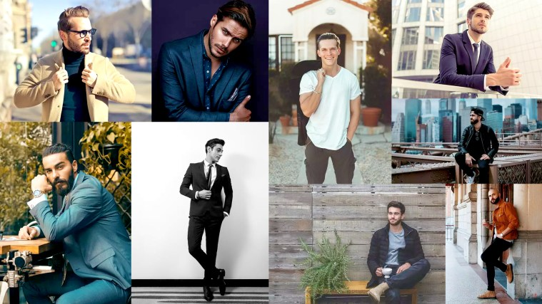How To Pose Men In Portrait Photography: The Best Portrait Poses Ideas For Male