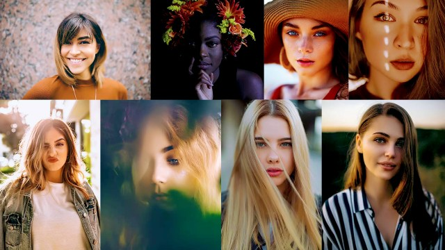 Portraits Of The Female Face: How To Take Stunning Female Portraits