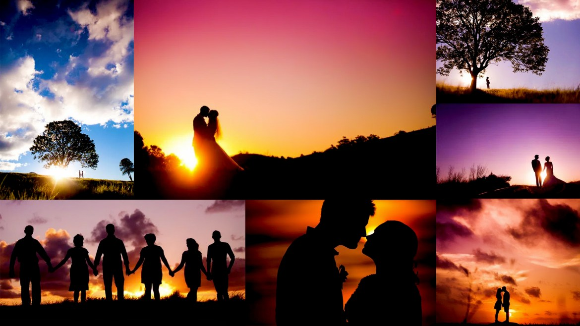 Perfect Silhouette Portrait Photography: 5 Tips For Awesome Silhouette Photography