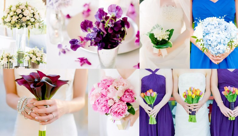 10 Most Popular Wedding Flowers For Awesome Bridal Flower Bouquet