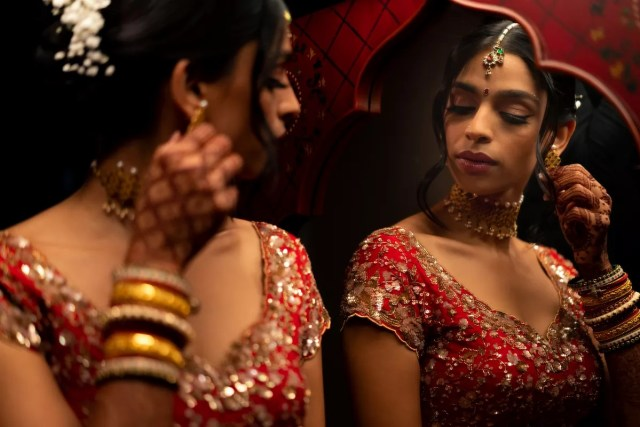 Indian Bridal Hairstyles: 18 Gorgeous Indian Hairstyles To Glorify Your Bridal Personality