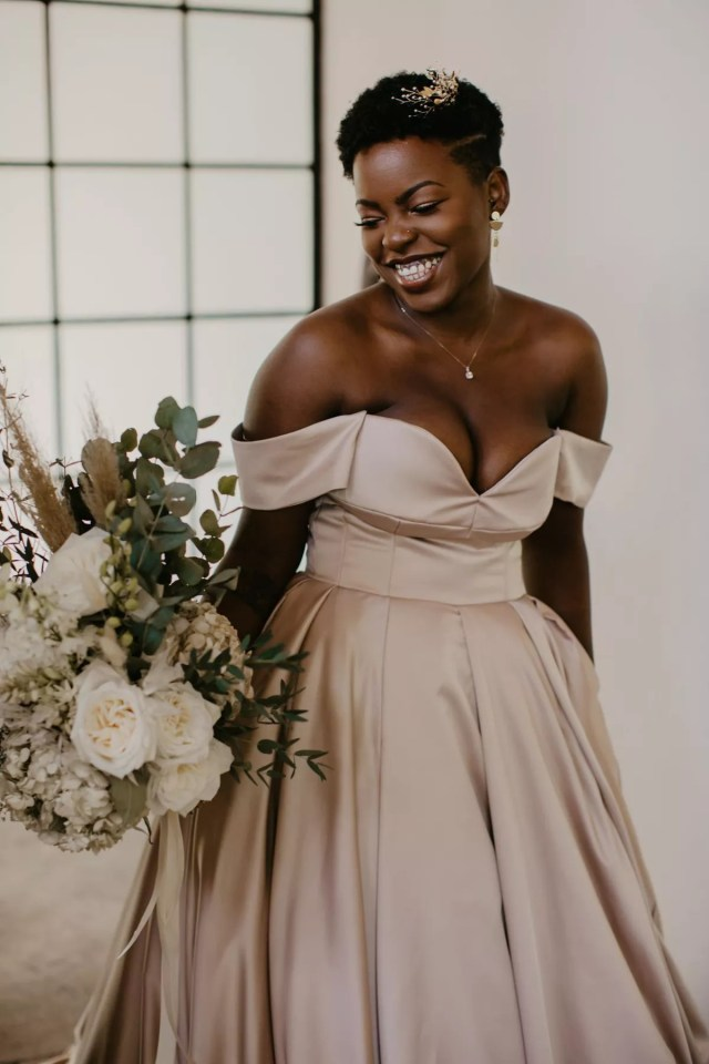 22 Beautiful & Effortless Natural Wedding Looks To Complete Your Wedding Day Vision