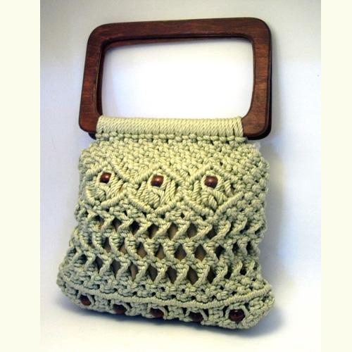 groovy hippy purse vintage