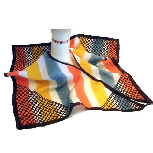 art deco silk classic