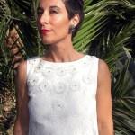 60s lace gown - remix vintage fashion