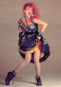 80s fashion vintage lingerie-the remix vintage fashion