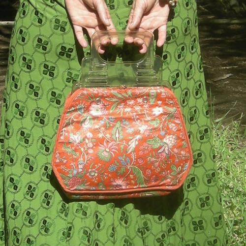 bermuda bag art deco-the remix vintage fashion