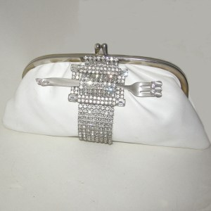 rhinestone clutch bag lileth upcycle design-the remix vintage fashion