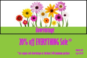 spring sale ilovevintage-the remix vintage fashion