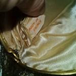 40s gold bead purse france sequins shoulder chain-the remix vintage fashion