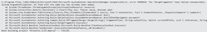 """Visual Studio 