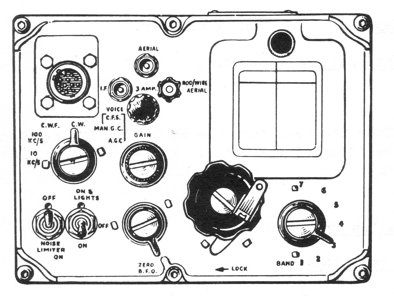 Industrial Radio Shoulder Harness