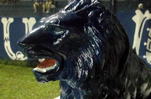 Leão Azul