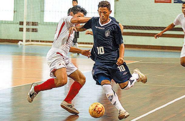 Futsal sub-15