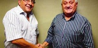 Sérgio Cabeça e Roberto Macedo