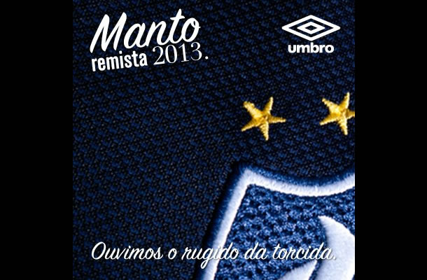 Umbro lança o novo uniforme do Remo versão 2013