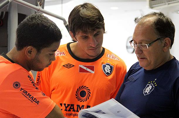 Endy, Mauro e Divaldo Souza