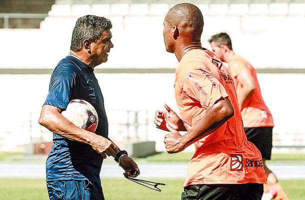 Flávio Araújo e Val Barreto