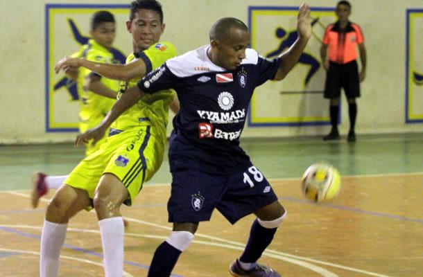 Remo disputa o Torneio Bené Aguiar de Futsal Adulto Masculino