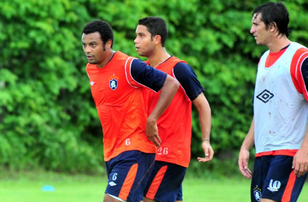 Ramon, Endy e Mauro