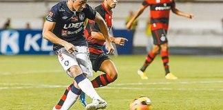 Remo 0x1 Flamengo (Leandro Cearense)