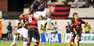 Remo 0x1 Flamengo-RJ (Val Barreto)