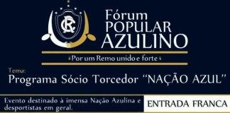 Fórum Popular Azulino