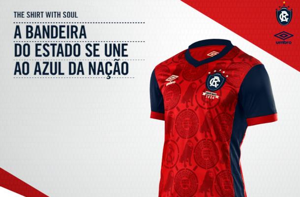Nova terceira camisa do Remo ganha clipe oficial  df4c7e03d29e2