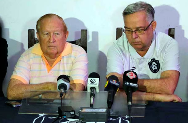 Manoel Ribeiro e Josué Teixeira