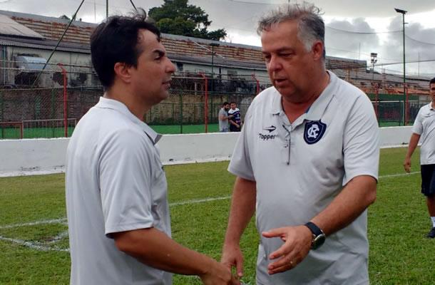 Ricardo Ribeiro e Josué Teixeira