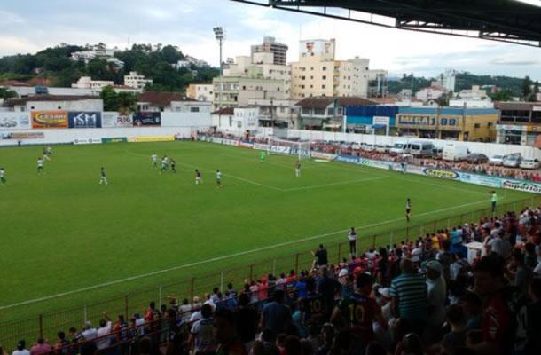 Estádio Augusto Bauer (Brusque-SC)